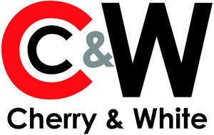Cherry & White Logo