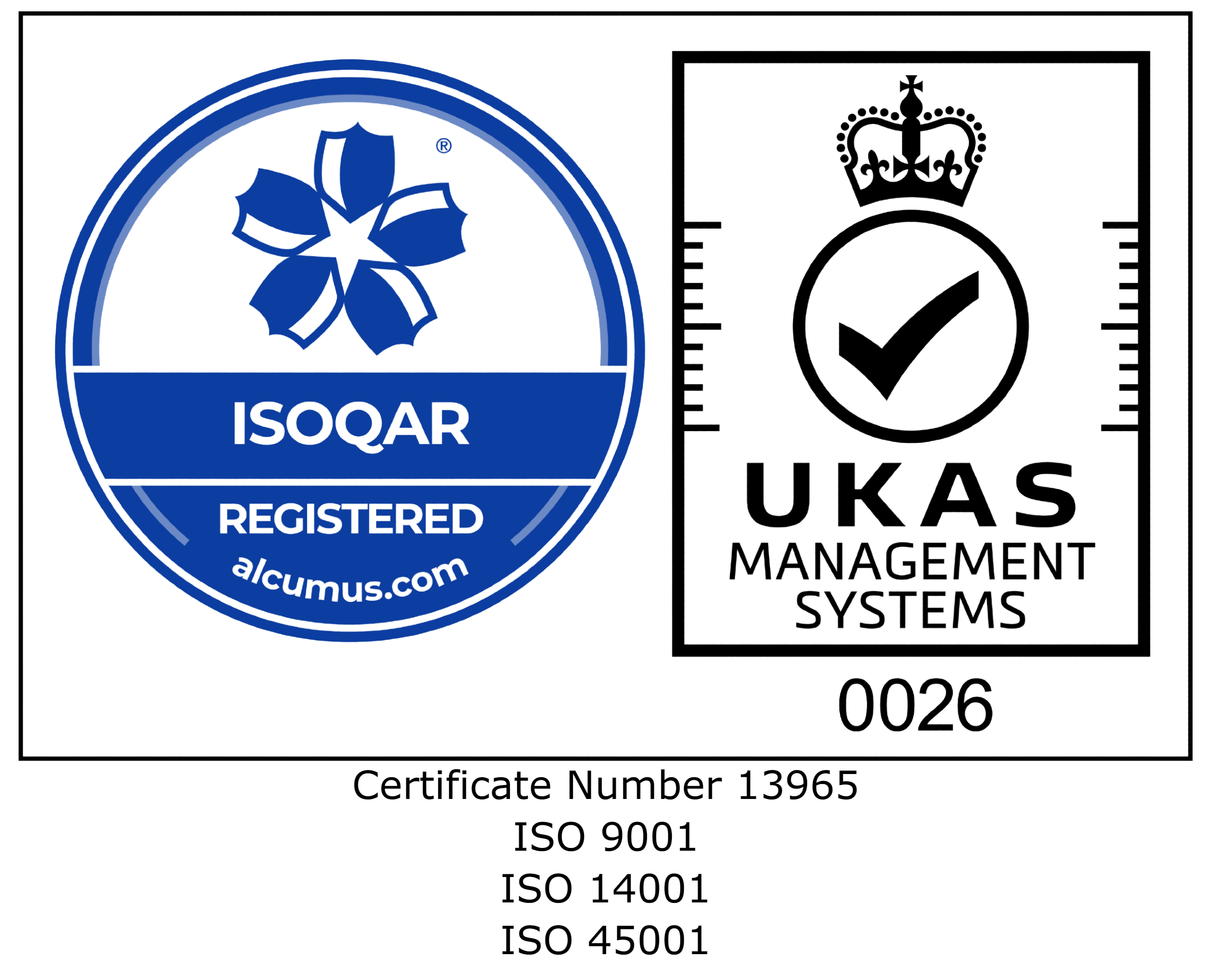 ISO UKAS Logo With Text 2021 - Cropped